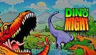 Игровые автоматы Dino Might