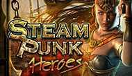Игровые автоматы Steam Punk Heroes