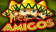Игровые автоматы Tres Amigos