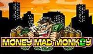 Игровые автоматы Money Mad Monkey