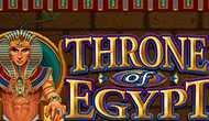 Игровые автоматы Throne of Egypt