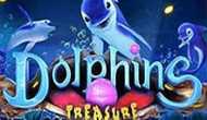 Сокровище Дельфина на сайте Вулкан Платинум