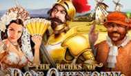 Тематический игровой автомат The Riches Of Don Quixote на деньги